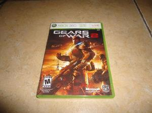 Gears of war 2 xbox 360 + completo +++