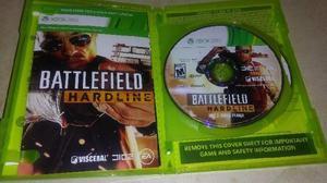 Juegos xbox 360-battlefield hardline y ghost recon future