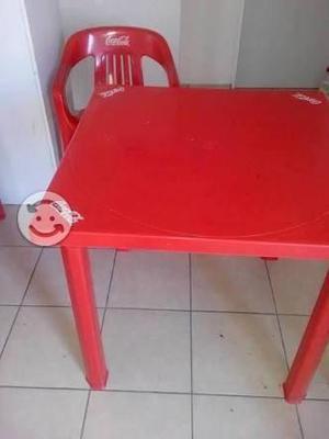 Mesas y sillas para exterior