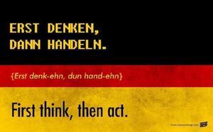 Se imparten clases de alemán sin material aburrido 100%