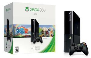 Xbox 360 4gb nuevo