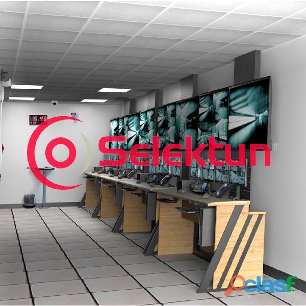 Fabricacion de mobiliario metalico para equipos de audio y video