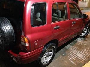 Chevrolet modelo: tracker
