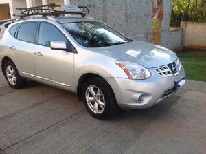 Nissan rogue advance equipada unico dueño 2012