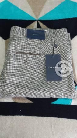 Pantalon Zara Man Nuevo Talla 36 En El Marques Clasf Moda Y Accesorios
