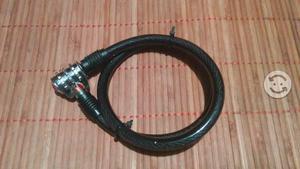 Candado cable acero clasf for Cable de acero precio