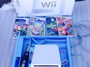 Wii y videojuegos