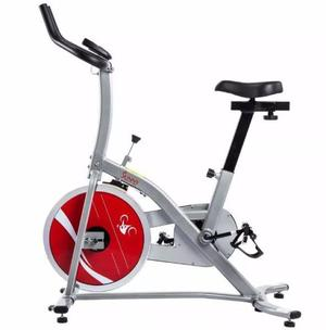 Bicicleta fija de Spinning marca Sunny Health