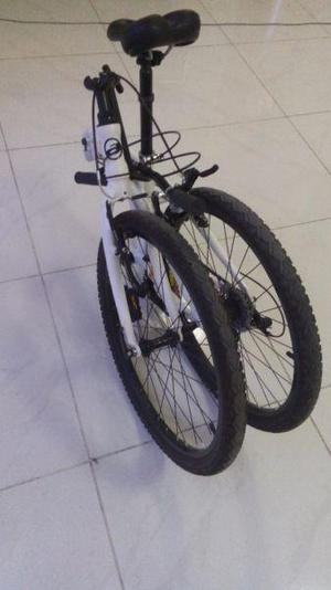 Bicicleta plegable Alubike R24