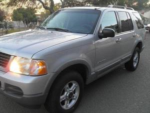 Ford explorer xlt 2002 nacional