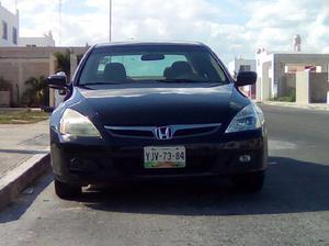 Honda accord se sedán 2007 4 cilindros
