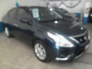Nissan versa advance std 2016