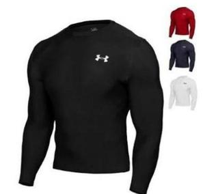 Playeras deportivas running camisas sport manga larga c4bcb0063c996