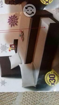 Recamara individual cama doble