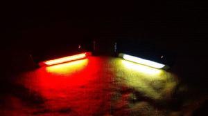 Lampara luz led trasera para bicicleta comet