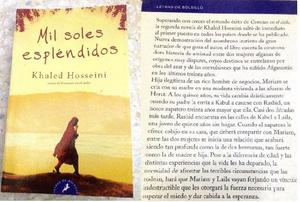 Mil soles esplendidos - khaled hosseini (libro)