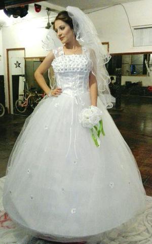 "vestido de novia ""spring"" silueta princesa en guadalajara 【 rebajas"