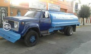 Camion pipa disel
