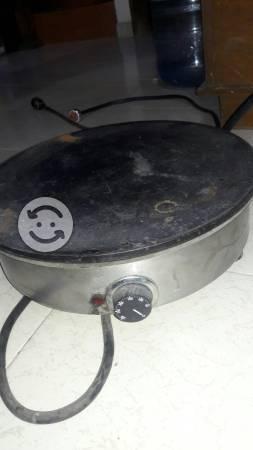 Crepera eléctrica krampous