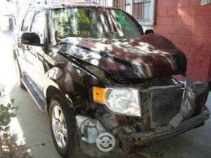Ford escape 2010 se desmantela por partes