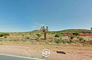 Terreno · carretera rioverde