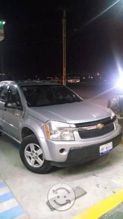 Chevrolet equinox modelo segundo dueño orig