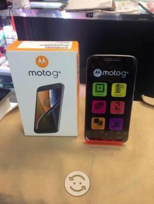 Moto g4 nuevo