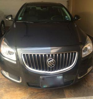 Buick regal premium mod 2013 grafito