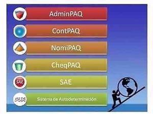 Curso administrativo contable (paqueteria contpaqi)