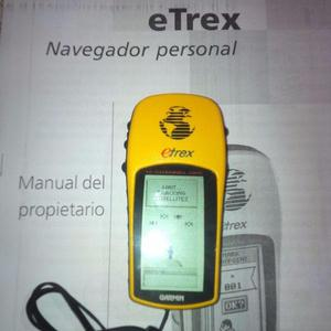 GARMIN GPS navegador