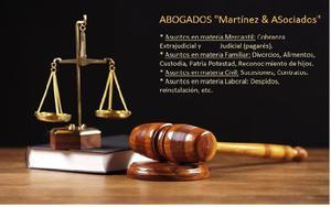 """Abogados """"martínez & asociados"""""""