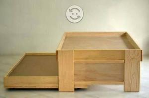 Cama doble individual anuncios mayo clasf for Base cama individual con cajones