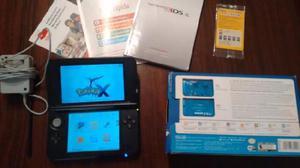 Nintendo 3ds xl   edición limitada pokemon x