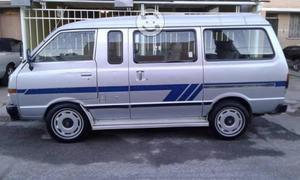 Nissan ichi van automatica lujo mexicana pasajeros