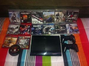 Playstation 3 y juegos