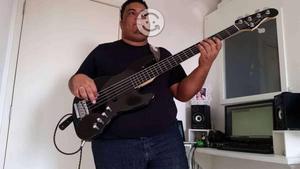 Squier jazz bass fender v deluxe