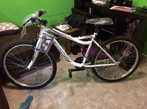 Bicicleta benotto nueva sin rodada 26 de 18 velocidades