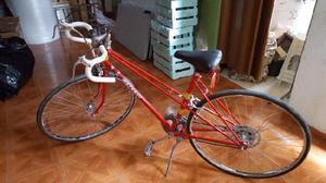 Bicicleta inglesa de los 70 s