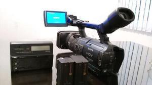 Camara de video sony handycam hdr fx1