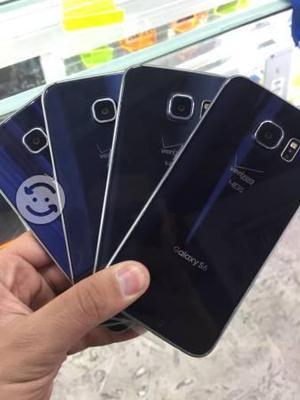 Galaxy samsung s6 flat 32gb azul zafiro!