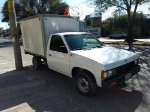 Nissan caja seca