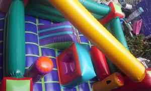 Renta de inflables y trampolin