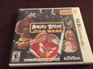 Angry Birds SW para Nintendo 3DS y 2DS