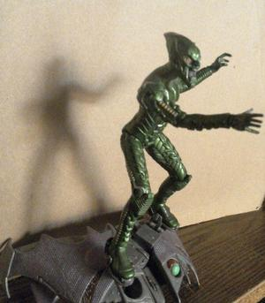 Duende Verde Spiderman Remate 400 En León Ofertas Febrero