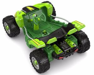 Fisher price montable carrito electrico dune racer extreme
