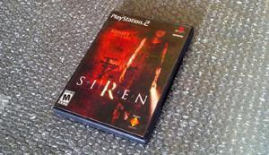 Forbidden siren ps2