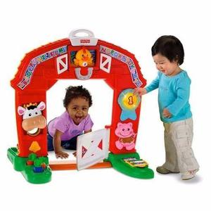 Granja fisher price sonidos animales