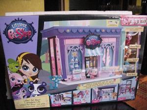 Hasbro tienda de mascotas