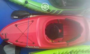 Kayak nuevo todo tipo de aguas