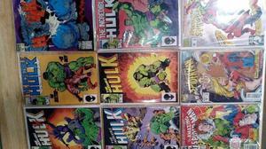 Vendo comics antiguos varios